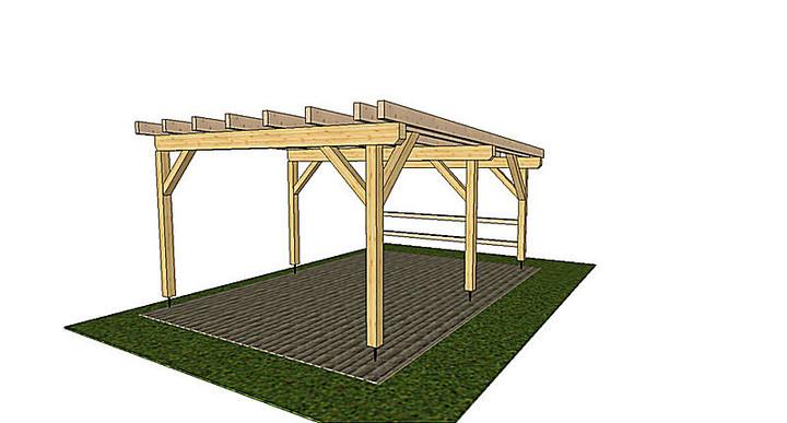 carport planung my blog. Black Bedroom Furniture Sets. Home Design Ideas