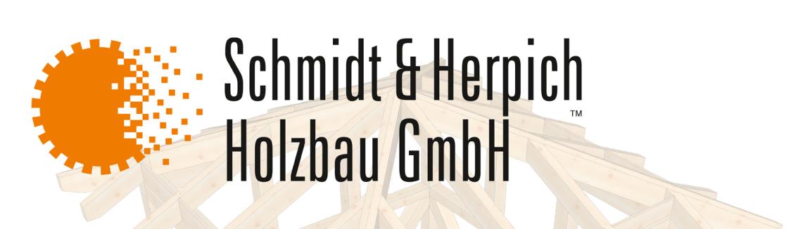 Willkommen bei der Schmidt und Herpich Holzbau GmbH